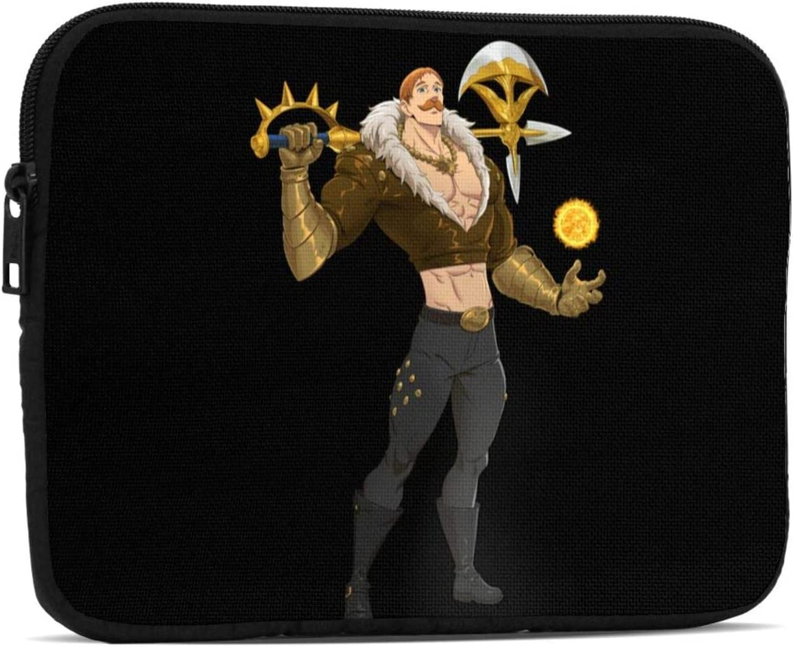 Oxmall Seven Deadly Sins Escanor with Waterproof Sleeve Free Shipping New H Laptop Omaha Mall