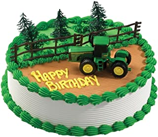 Super Top 10 Best John Deere Tractor Birthday Cake In 2020 Reviews Funny Birthday Cards Online Amentibdeldamsfinfo