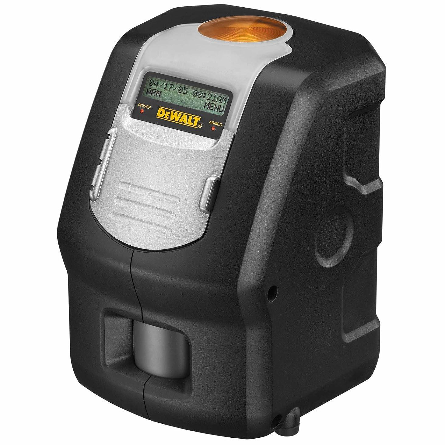 DeWalt DS100 Site Lock Jobsite Security Portable Alarm System (Base Unit) whdfc704018