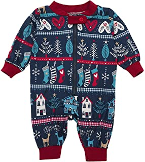 POLP niño niña Ropa Mamá papá Disfraz Navidad Bebe Traje Familiar ...