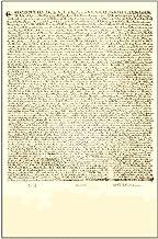 CafePress - Genuine Copy of The Magna Carta, Repaired/Restored - 23