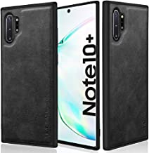 X-level Samsung Galaxy Note 10 Plus Case, Galaxy Note 10 Plus 5G Case Slim Thin PU Premium Leather Luxury Case with TPU Edge Full Protective Phone Case for Galaxy Note 10 Plus Case