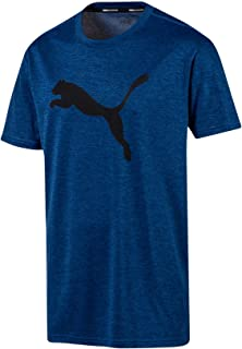 PUMA Men's Heather Cat Tee
