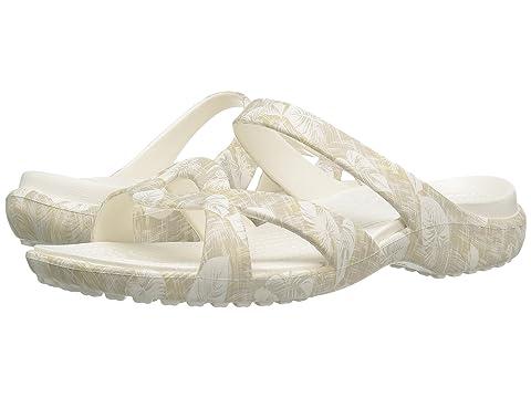 Crocs Meleen Twist Graphic Sandal At 6pm
