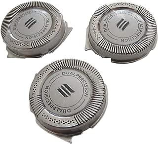 3 Pcs Replacement HQ8 Shaver Heads for Norelco AT811 AT814 AT815 AT830 AT875 AT880