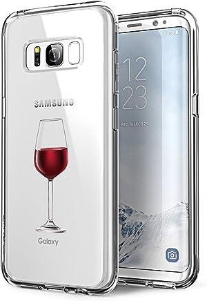 coque samsung galaxy s6 verre vin