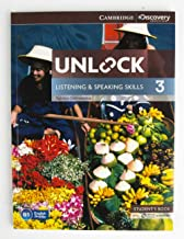 Unlock 3 Listening and Speaking Skills - Students Book with Online Workbook