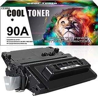 Cool Toner Compatible Toner Cartridge Replacement for HP 90A CE390A 90X CE390X HP Laserjet Enterprise 600 M601 M602 M603 M...