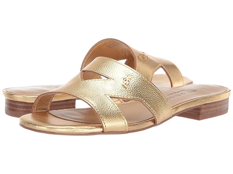 Kurt Geiger London Odina (Gold Leather) Women