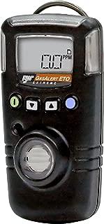 BW Technologies GAXT-M-DL-B GasAlert Extreme Carbon Monoxide (CO) Single Gas Detector, 0-1000 ppm Measuring Range, Black