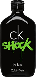 CK One Shock by Calvin Klein for Men - Eau de Toilette, 200ml