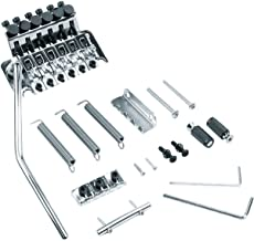 Floyd Rose FRT100R2 Original Series Tremolo Bridge with R2 Nut Chrome