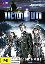 Doctor Who Series 6 Part 2 | Episodes 8-13 | NON-USA Format | PAL | Region 4 Import - Australia