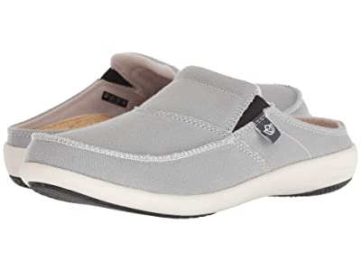 Spenco Siesta Solstice Slide (Grey) Women