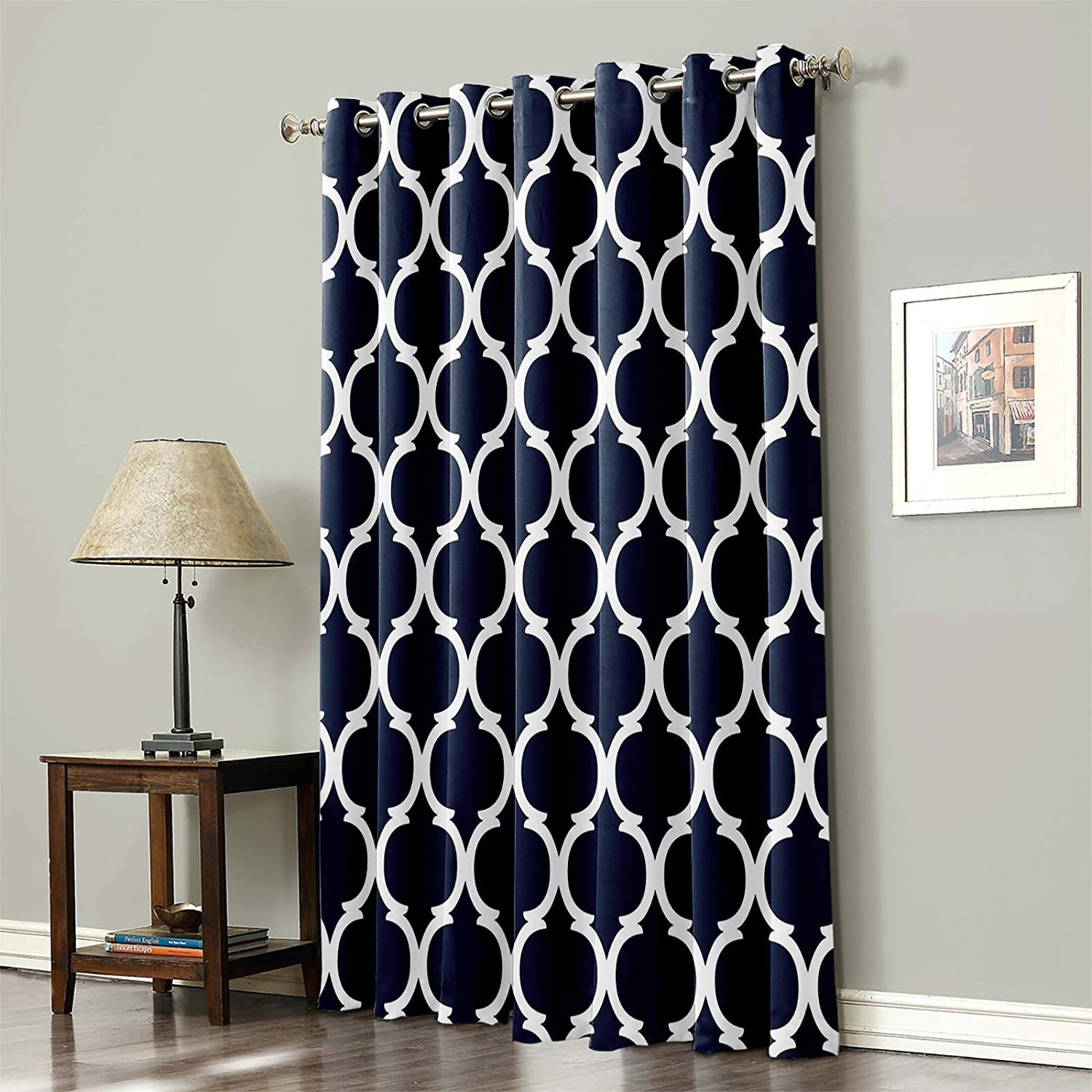 excellence FAMILYDECOR Blackout Curtain Thermal 1 Insulated Window 55% OFF