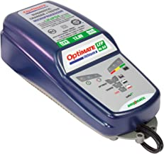 Tecmate Blue Ampmatic Optimate Lithium 4s, TM-291, 10-Step 12.8V 5A Sealed Battery Saving Charger & maintainer