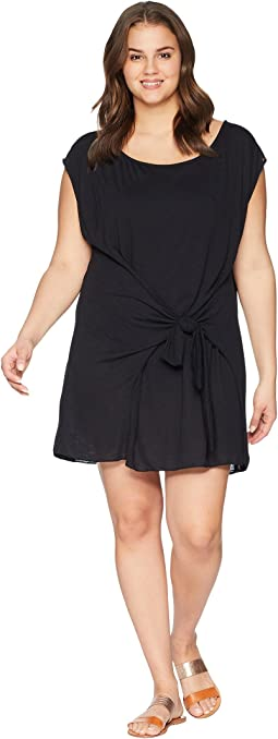 Plus Size Breezy Basics Dress Cover-Up