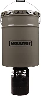 Moultrie Pro Hunter Hanging Deer Feeder | 6.5-Gallon | Pro Hunter Feeder Kit | 40 lb. Capacity