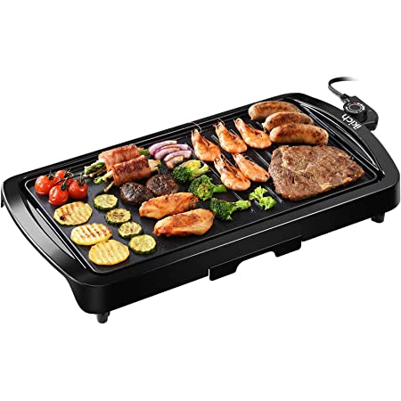 Nonstick Gotham Steel Smokeless Electric Grill XL Four Pack 99 Value! Deluxe 19 Inches Nonstick As Seen on TV