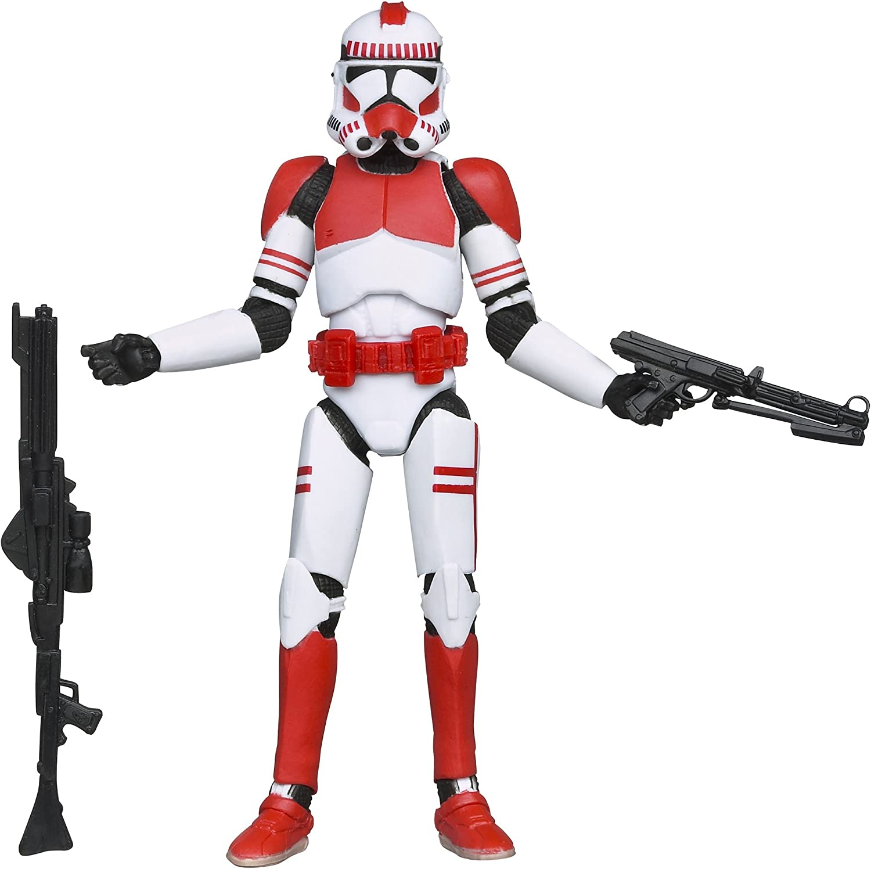 Hasbro Shock Trooper Episode III VC110 Star Wars Vintage Collection Action-Figur