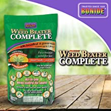 Bonide (BND60476) - Weed Beater Complete, Weed Killer Granules for Lawn and Garden, Post and Pre Emergence Application (10...
