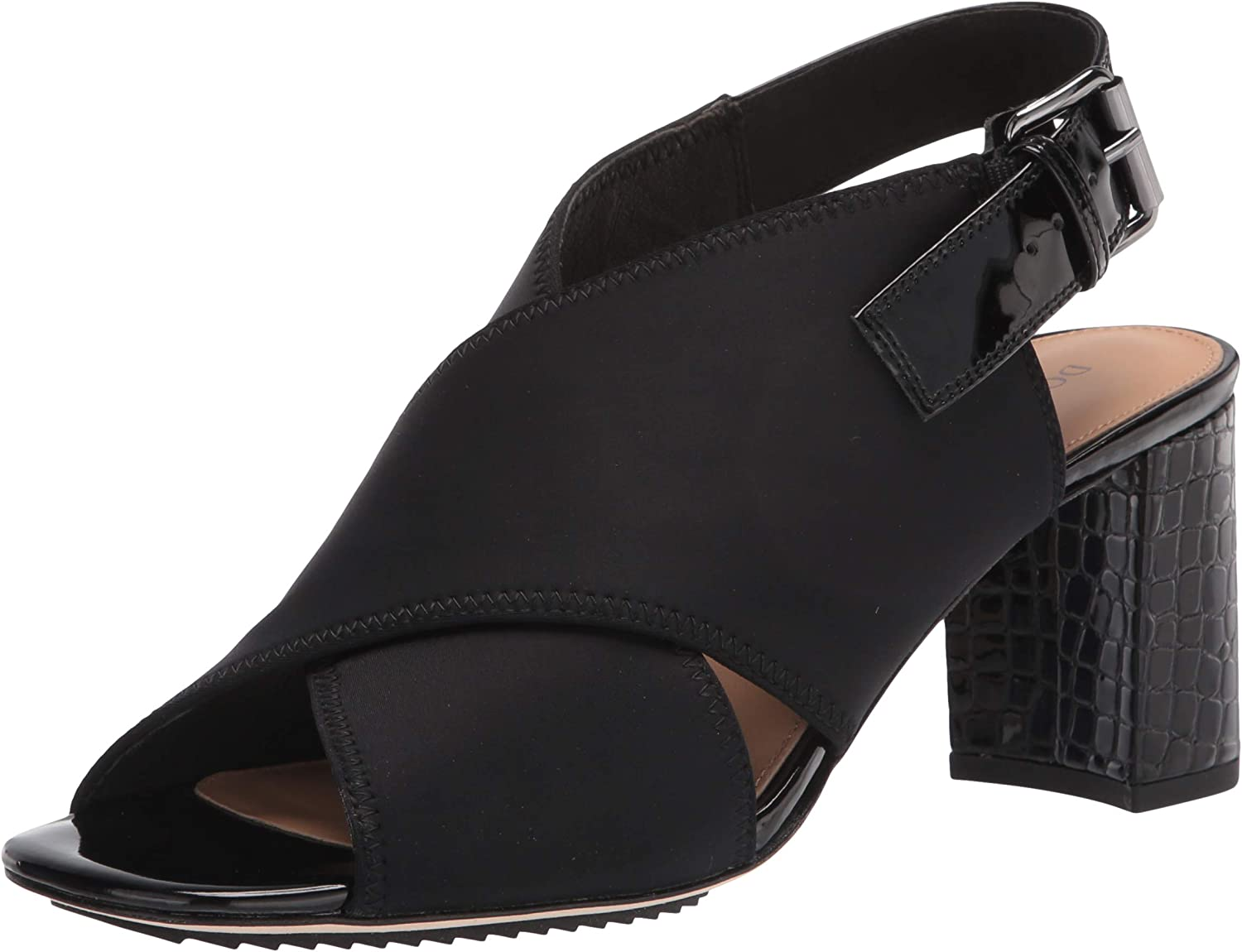 Donald J Max 76% OFF Pliner Heeled Women's Sandal 2021 autumn and winter new