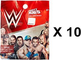 Best mighty minis wwe Reviews