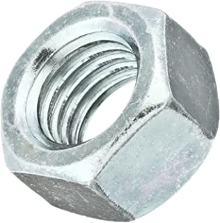 5//16 x18 30 count Zinc Plated Grade 5 Steel Hex Nuts Grade 5 Zinc Finished Nuts