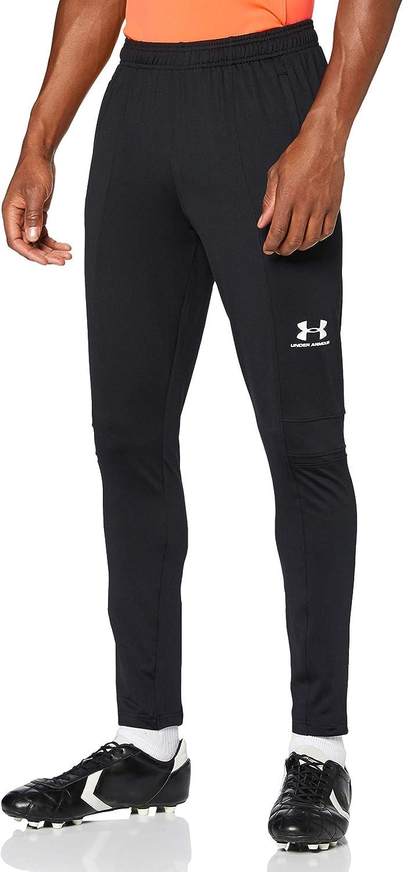 Under Armour Challenger III Training - Pantalones de chándal para Hombre, Pantalones Largos Muy Ligeros Hombre