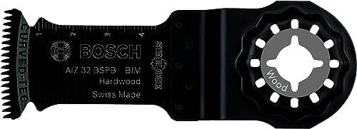 Bosch 2608661630 Lame de scie plongeante 5 pièces AIZ 32 BB