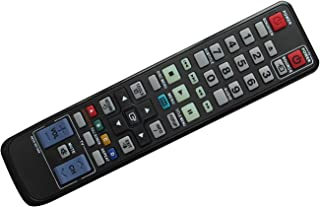 Universa Replacement Remote Control For Samsung BD-C5500P/XER BD-D7500B BD-C6500/AXX BD-C6900/XTL BD-C7900/XAA BD-P4600/XEU BD-P4600/XAA BD-P1500/XAC BD-P1400C/XAA BD Firmware Blu-Ray Disc DVD Player