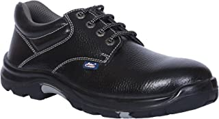 Allen Cooper AC-1450 Heat Resistant Safety Shoe, ISI Marked for IS:15298 Pt-2, PU Midsole NR OutSole, Size 10