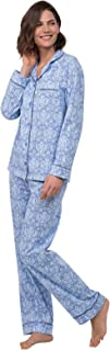 Button Up Pajamas for Women - Women's PJs Sets