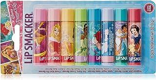 Lip Smacker – Colección Princesas Disney – Bálsamo Labial Hidratante Infantil con 8 Sabores Diferentes – Hidratante Labios...