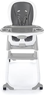 Ingenuity SmartClean Trio Elite 3-in-1 High Chair – Slate – High Chair,..