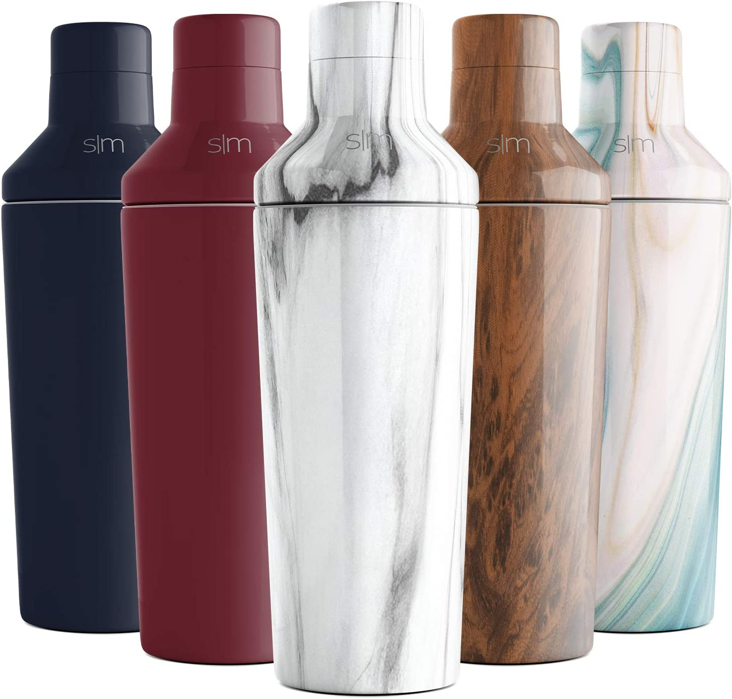 Simple Don't miss the campaign Modern 20oz Cocktail Martini Shaker Lid with Jigger - Super sale period limited Vac