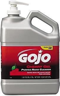 GOJO Cherry Gel Pumice Hand Cleaner, 1gal Bottle