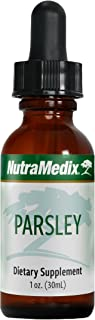 NutraMedix Parsley - Parsley Extract Drops, Detox Support (1 Ounce, 30 Milliliters)