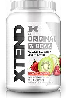 Scivation XTEND Original BCAA Powder Strawberry Kiwi Splash | Sugar Free Post Workout Muscle Recovery Drink with Amino Aci...