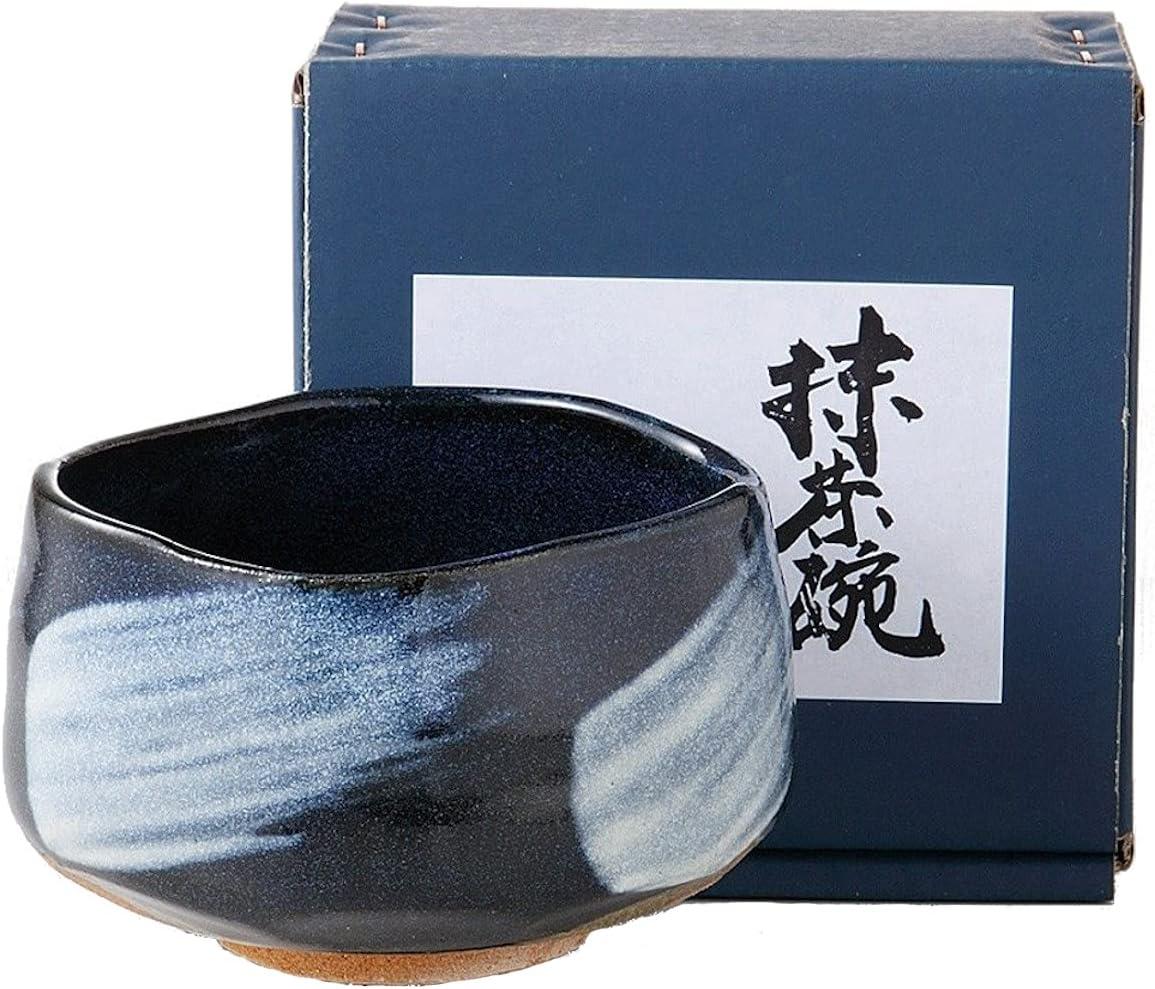 Cheap super special price Tikusan Matcha Bowl Chawan Tea OFFicial shop Cup W in Japan Made Mino