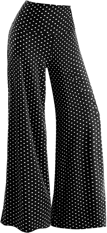 Arrisol Women's High Waist Plus Size Casual Work Pants
