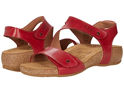 Taos Footwear Lovely (Red) Women