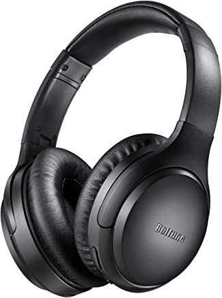 Active Noise Cancelling Headphones, Boltune Bluetooth 5.0...