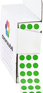 Best small green dot stickers Reviews