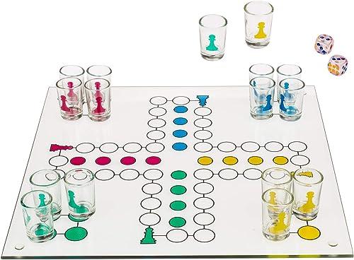Trinkspiel brett selber machen