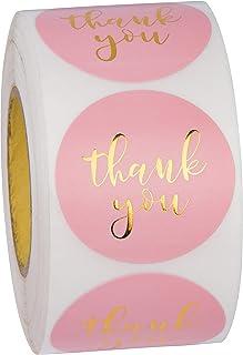 Thank Sticker Rolls 1000