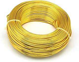 3mm gold wire