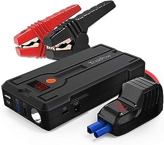 2PCS YUNB 62cm Longueur Inverter Noir Batterie Fil Rouge dalimentation C/âble de Transfert pour la Voiture