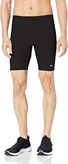 "Amazon Essentials Men's 9"" Inseam Tight-Fit Active Running Short"