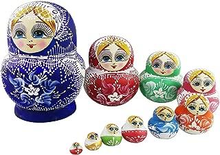 Best porcelain russian nesting dolls Reviews